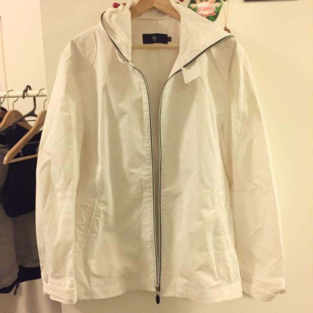 Designer oversized Jacket White