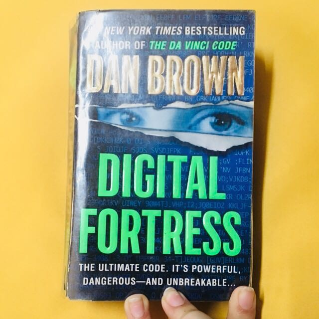 Digital Fortress by Dan Brown on Carousell