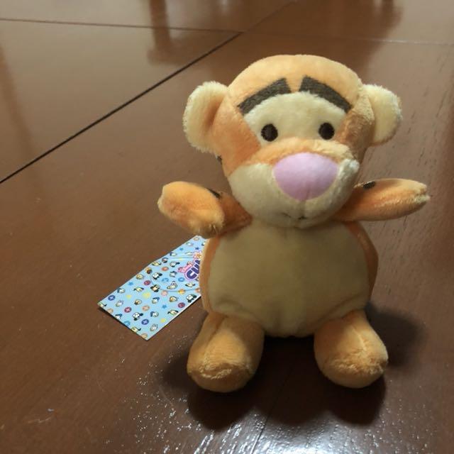 Disney Cuties Baby Tigger Beanie 8f14ba19a77