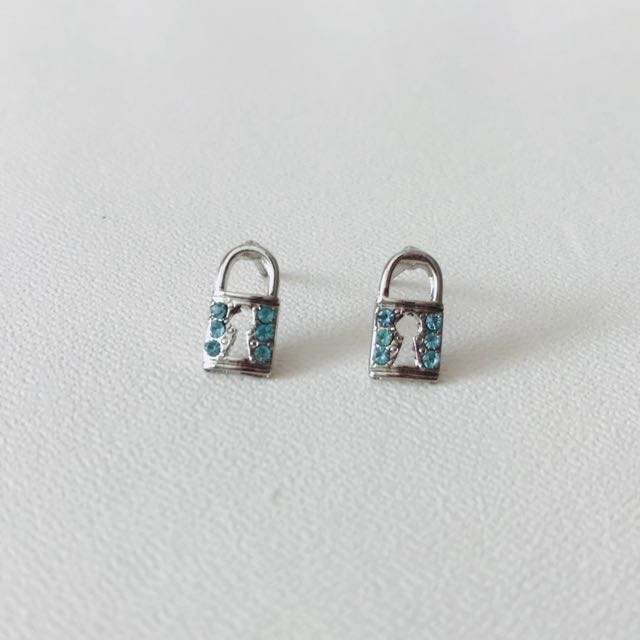 Ear Studs - Locks