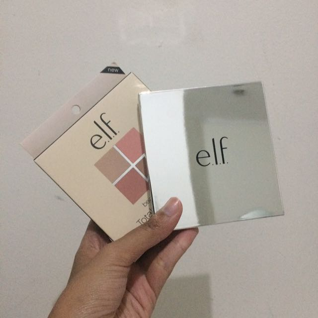 ELF beautifully bare - Total Face Palette