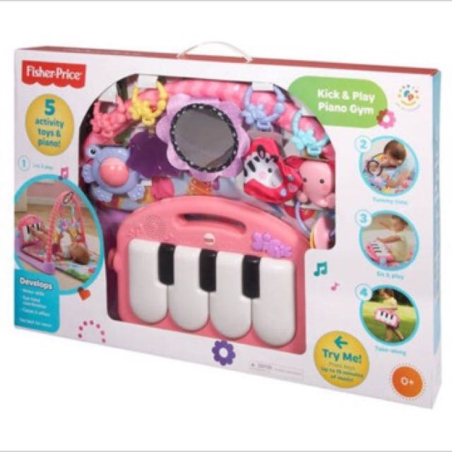 Fisher Price Kick n Play Piano Gym