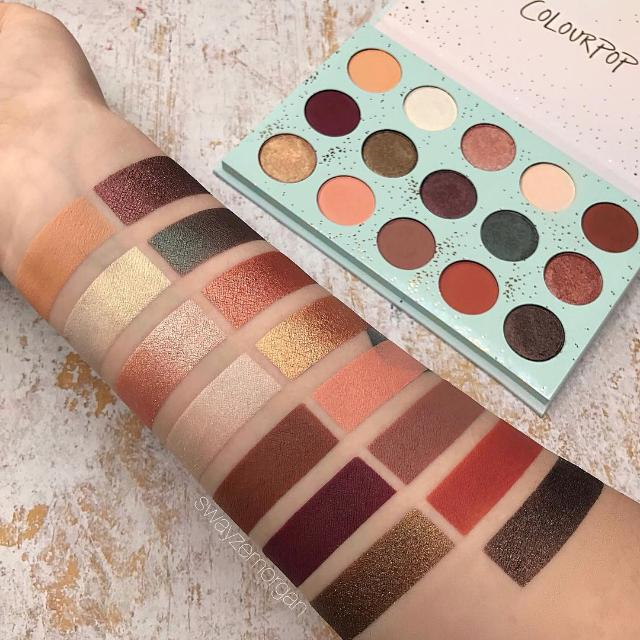 (FREE SHIPPING)COLOURPOP All I See Is Magic Palette