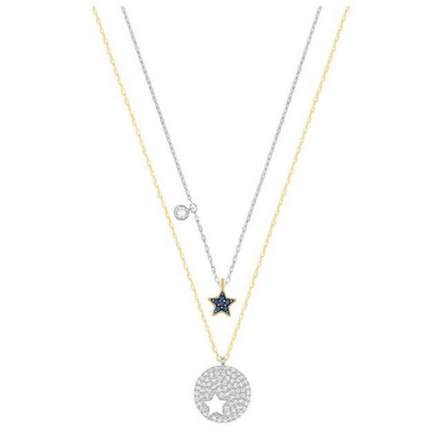 6b55804e1 Genuine Swarovski Crystal Wishes Star Pendant Set, Luxury ...