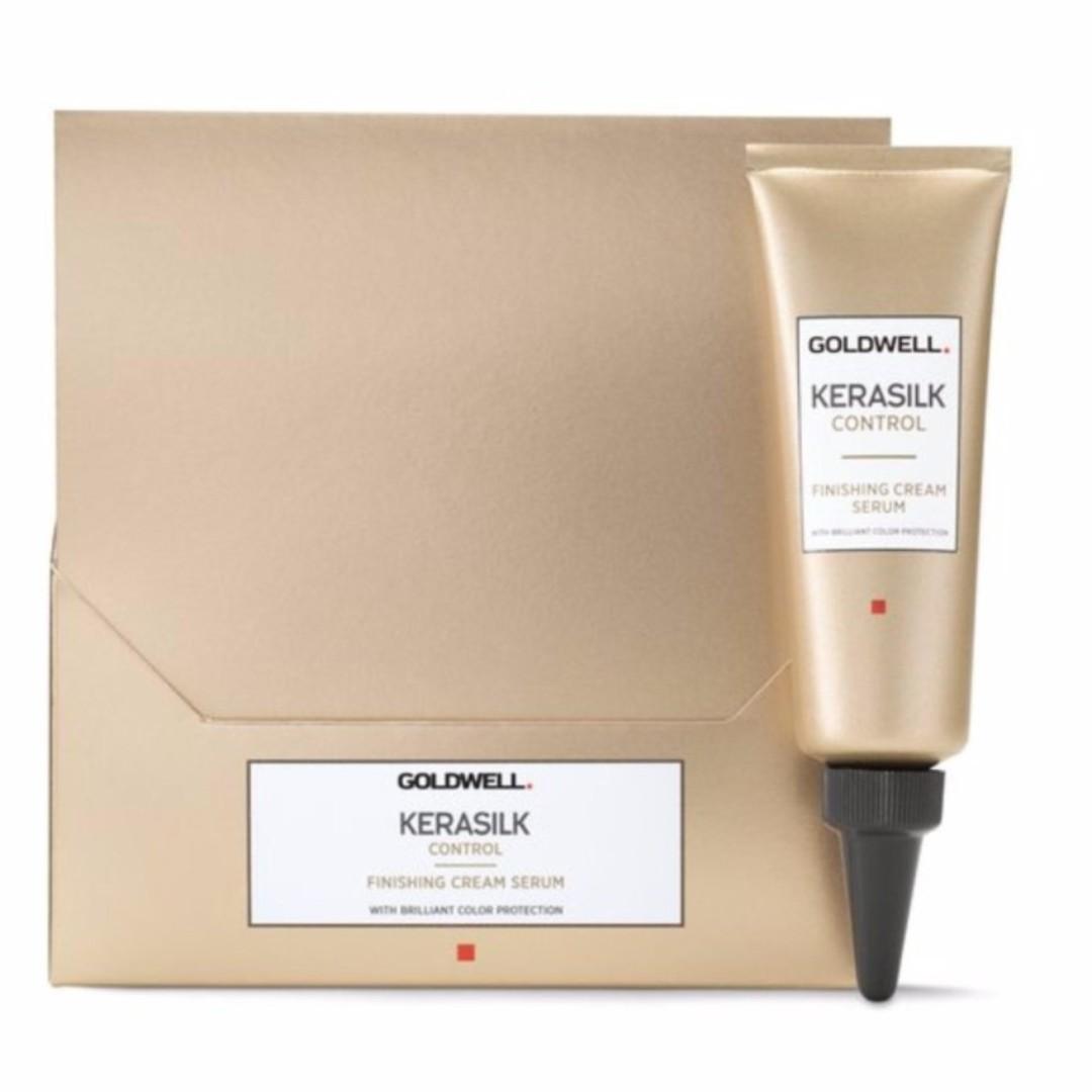 Goldwell Kerasilk Control Finishing Cream Serum (With Brilliant Color Protection)