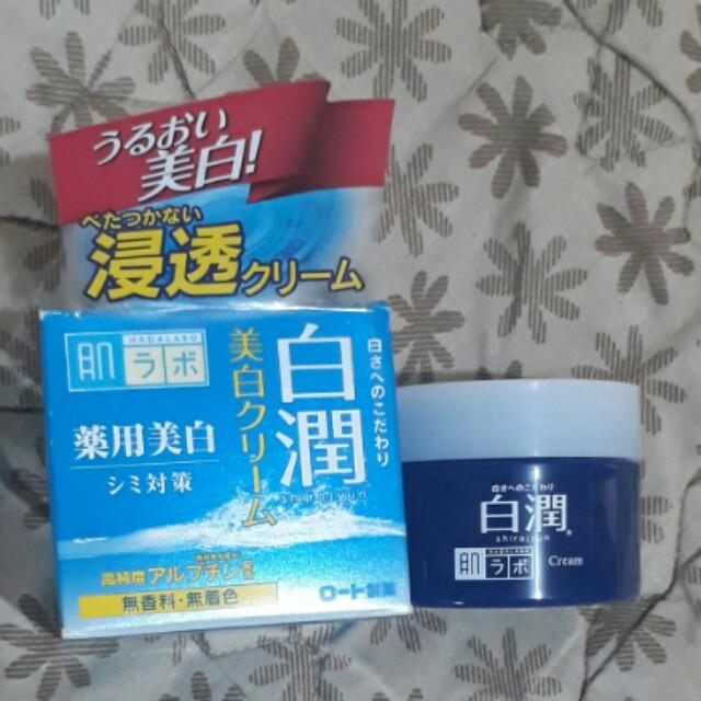 hada labo moisturiser