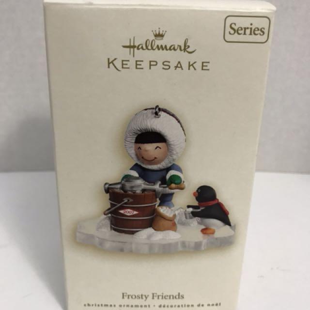 "Hallmark Keepsake ""Frosty Friends"" Ornament"