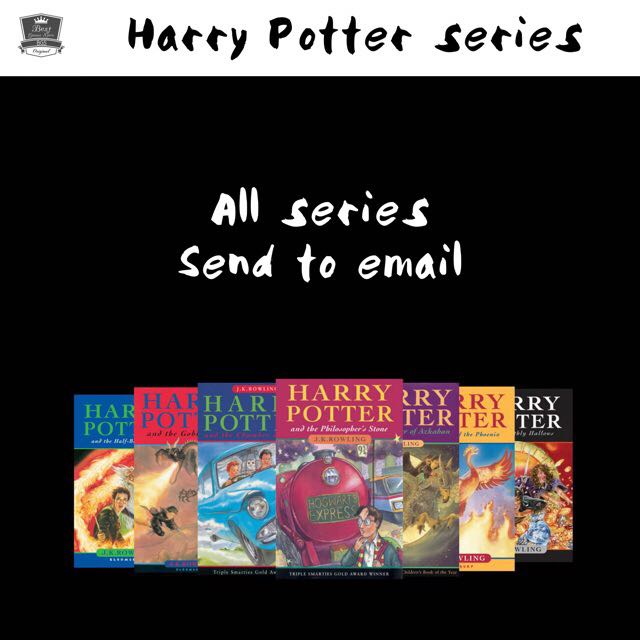 Harry Potter all series