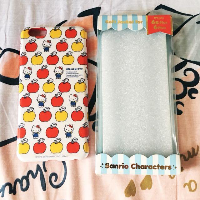 Hellokitty Apples ip6+ case