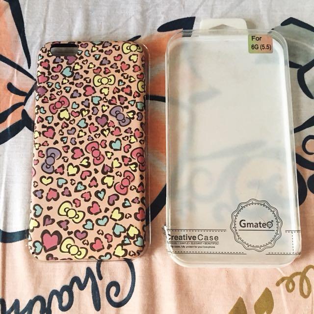 Hellokitty leopard ip6+ case