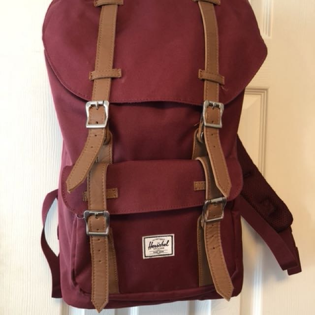 Herschel Supply Little America - Windsor Wine