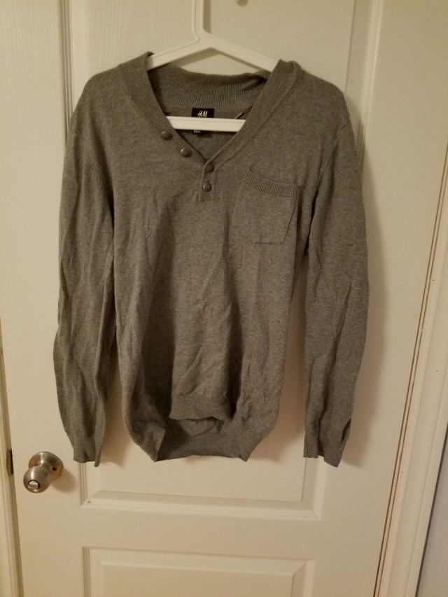 H&M Sweater Grey (XS)