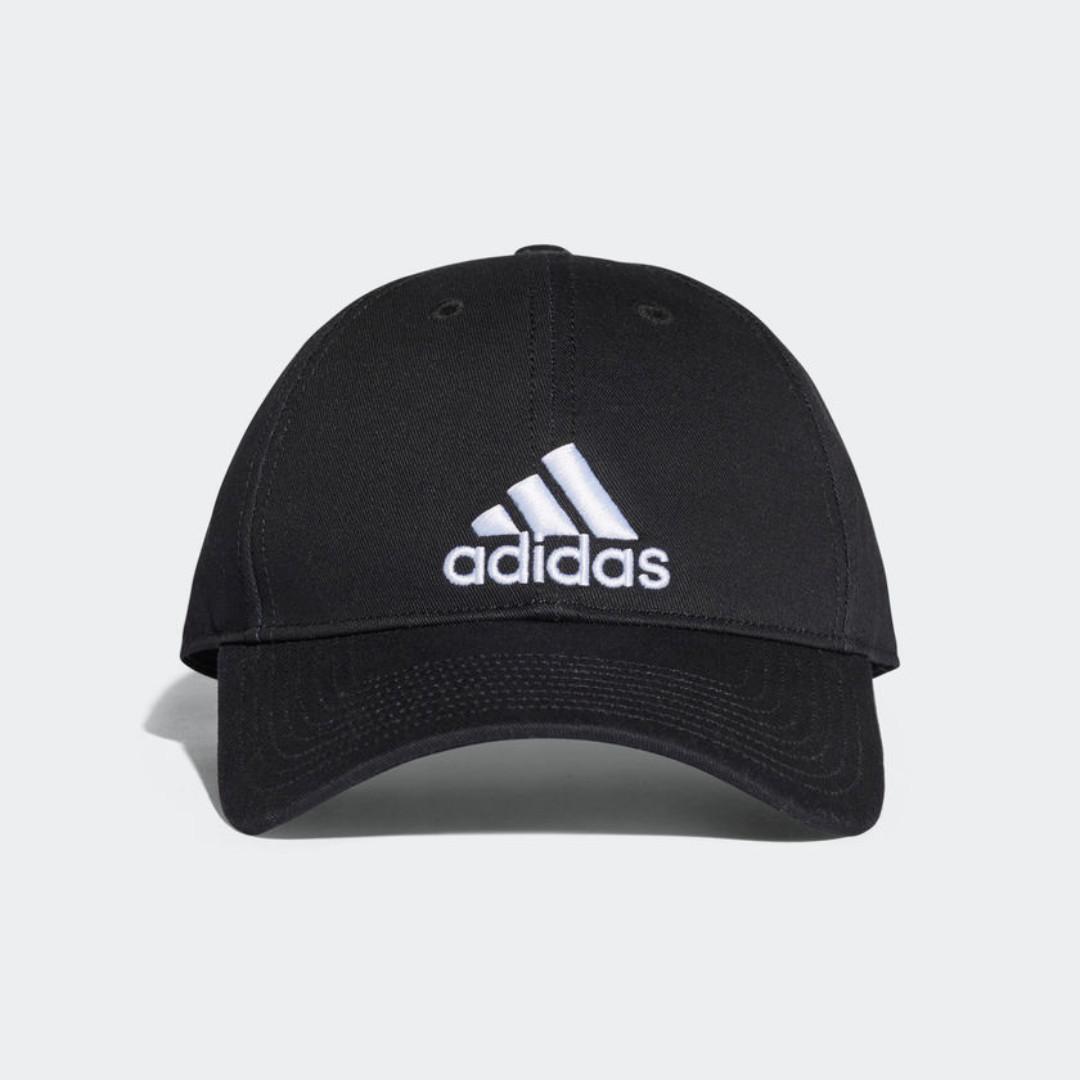 0ff63dacd58 🔥In Stock🔥 Adidas Six Panels Cap (White   Navy   Black)