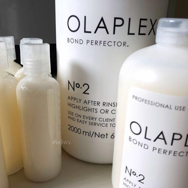 (IN STOCK) Olaplex No.2 Bond Perfector Multiplier Patented Treatment for Colored, Damaged, Bleached Hair