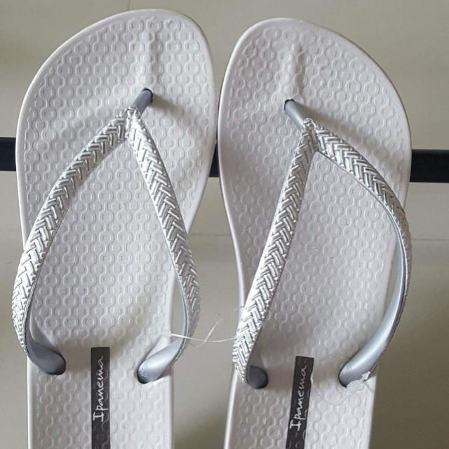 Ipanema Flipflops white