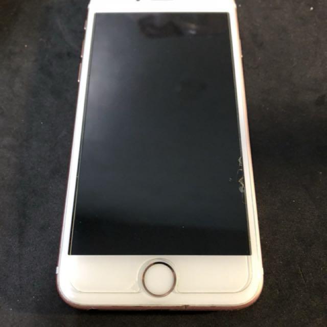 Iphone6s 16g玫瑰金