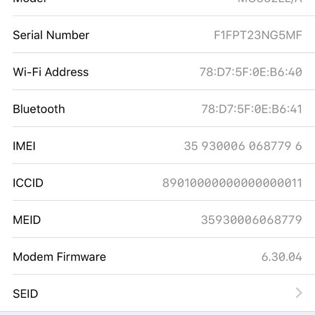 Iphone 6 gpp lte ios 11 for sale rush!!!!!, Mobile Phones