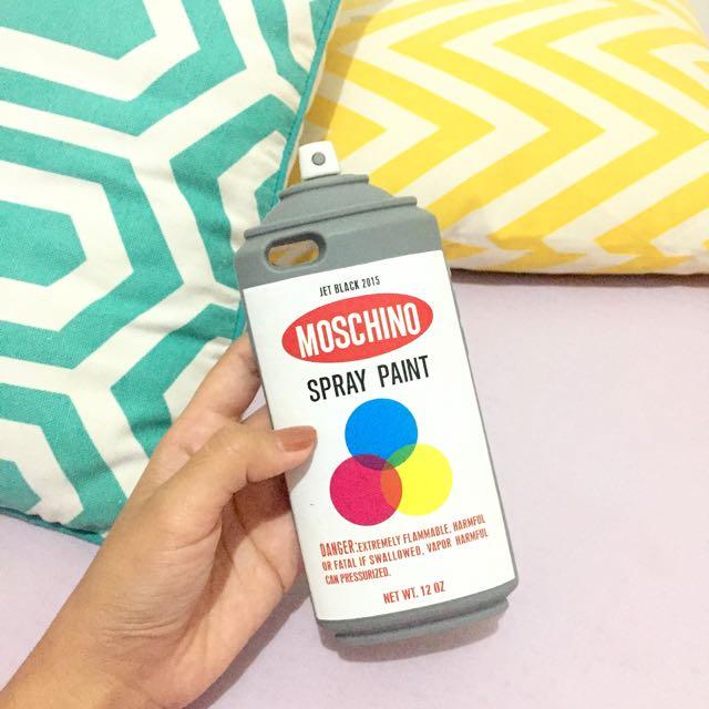 iPhone 6 Moschino Paint