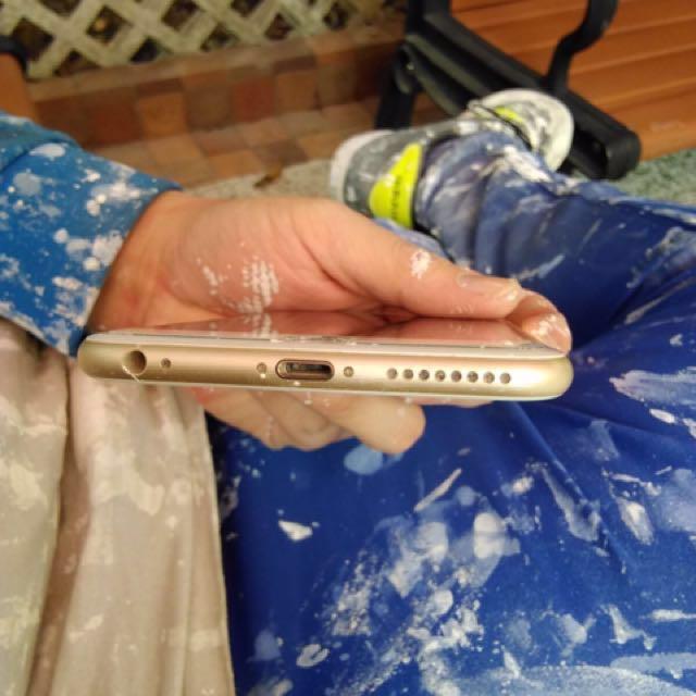 IPhone 6 Plus 16G gold