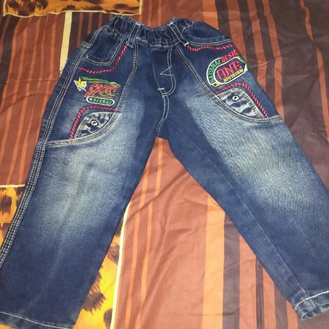 Jeans Anak Laki 1-5th