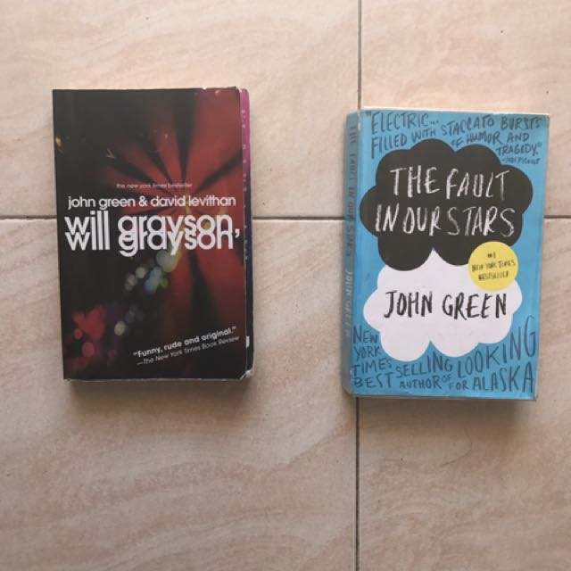John Greenbooks