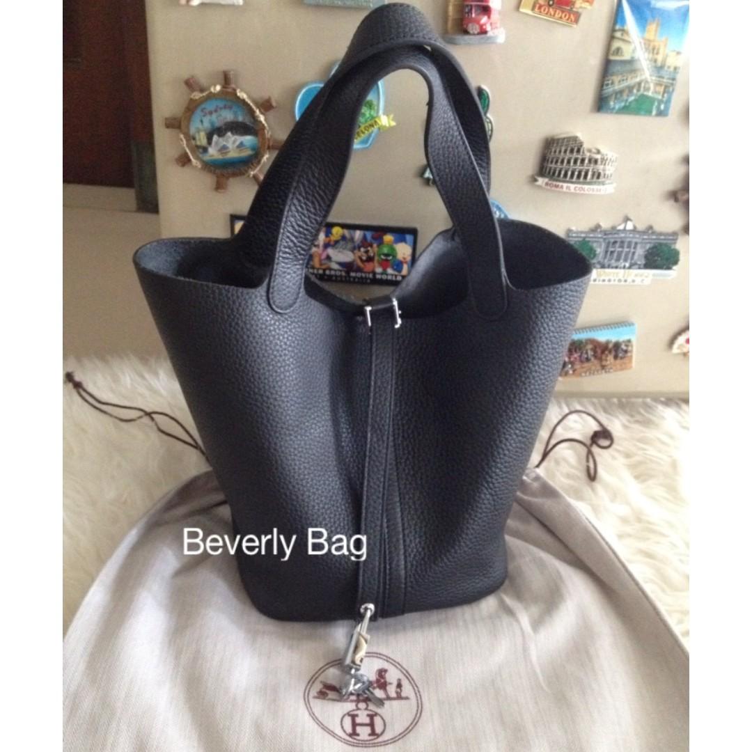 ... ireland jual tas hermes picotin leather mirror black olshop fashion  olshop wanita di carousell 8b0be c8289 0e815faec8