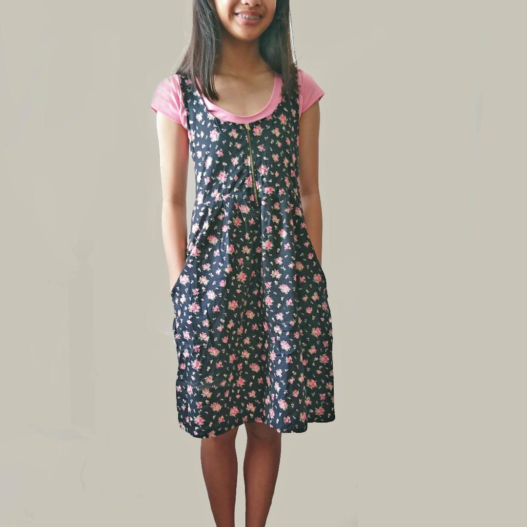 stretchable Jumper dress