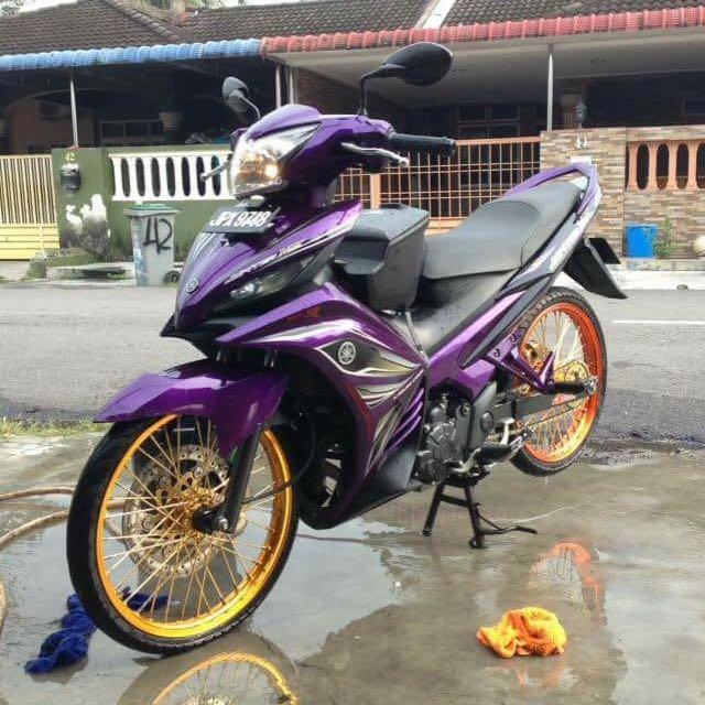 Jupiter Mx 135 Coverset  Motorbikes  Motorbike Accessories