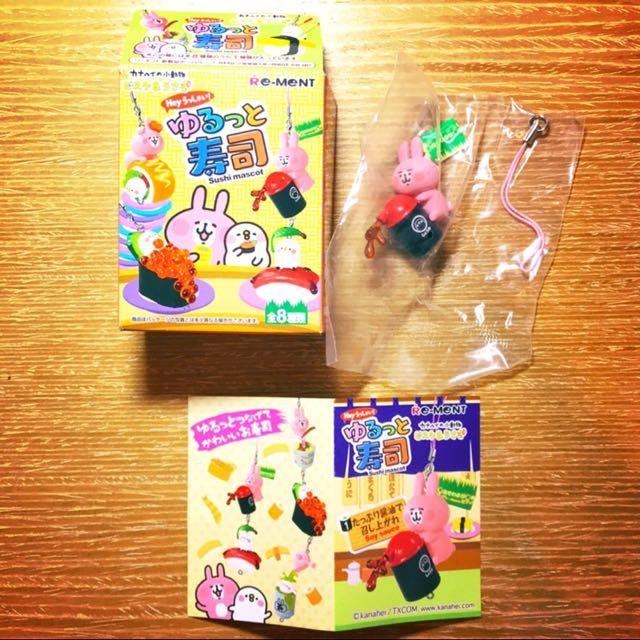 Kanahei 卡娜赫拉盒玩 - 壽司系列