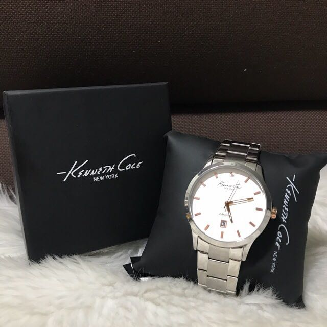 Kenneth Cole Diamond Collection Men's Watch KC9367