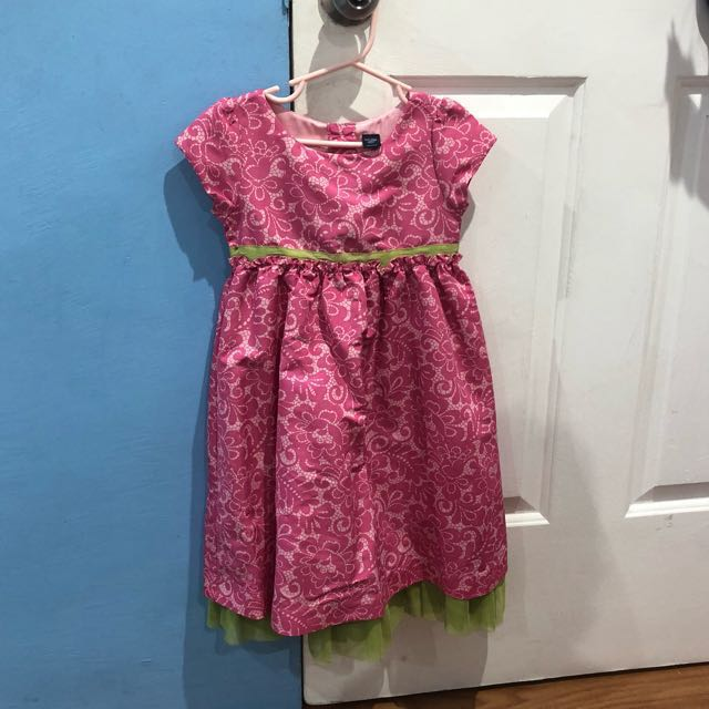 Kids Baby Gap Pink Dress
