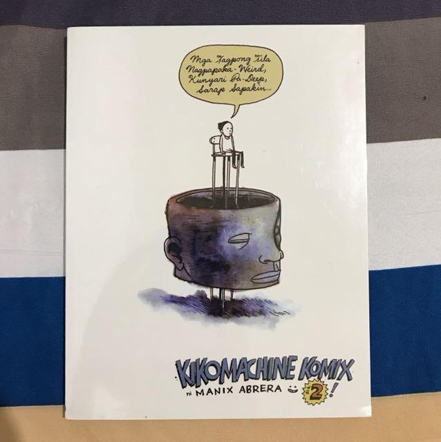 Kikomachine (Blg.2)