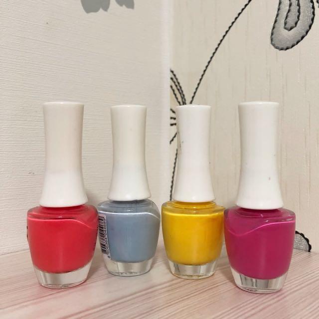 Kutek (nail polish) face shop