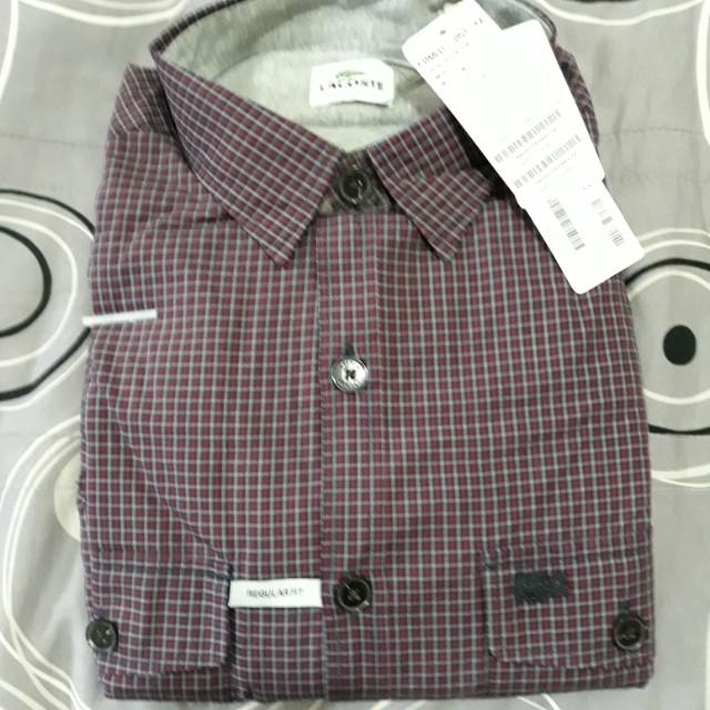 Lacoste 男襯衫