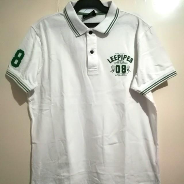 4c7c3b125b Lee Pipes Polo Shirt (REPRICED!)