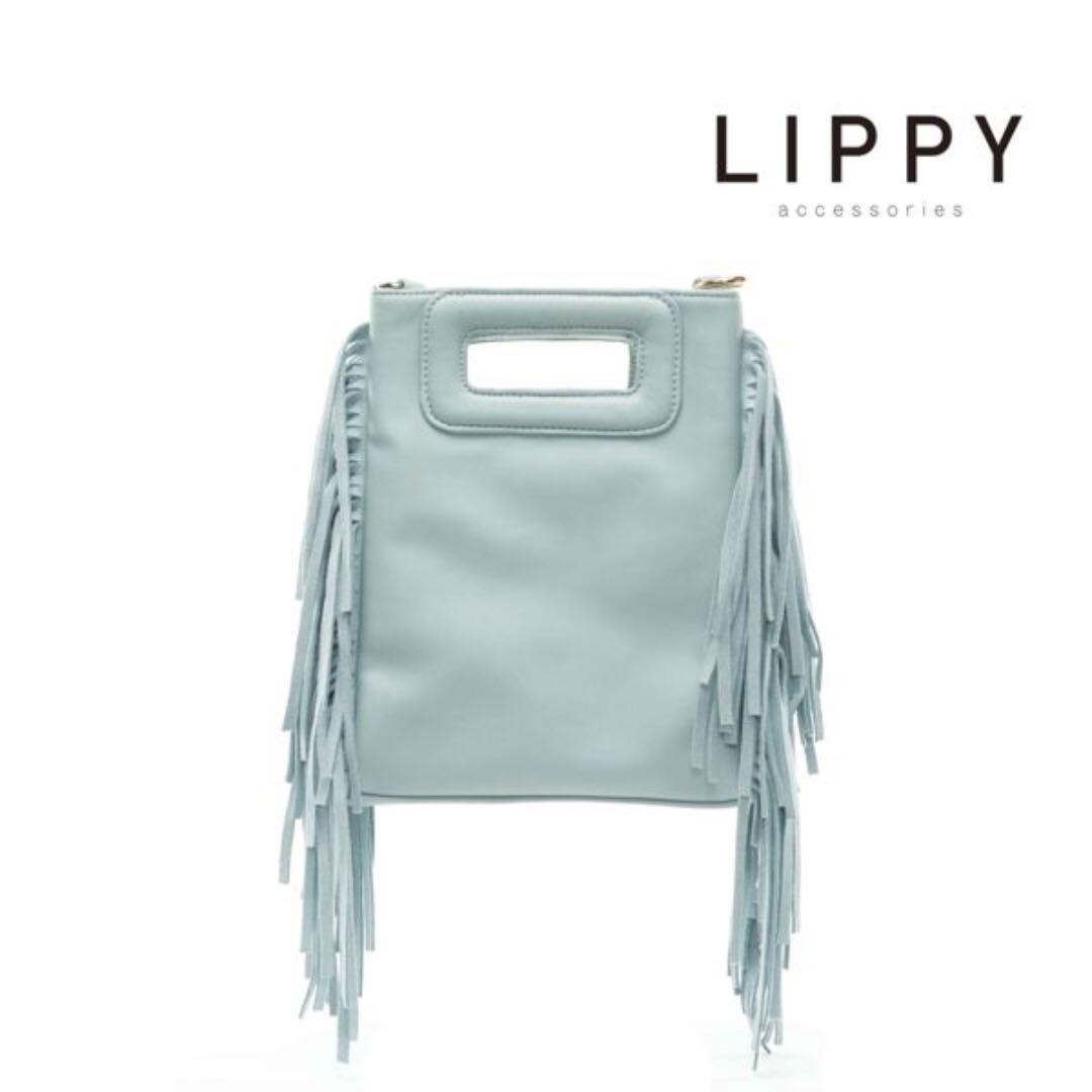 LIPPY 怦然心動流蘇包