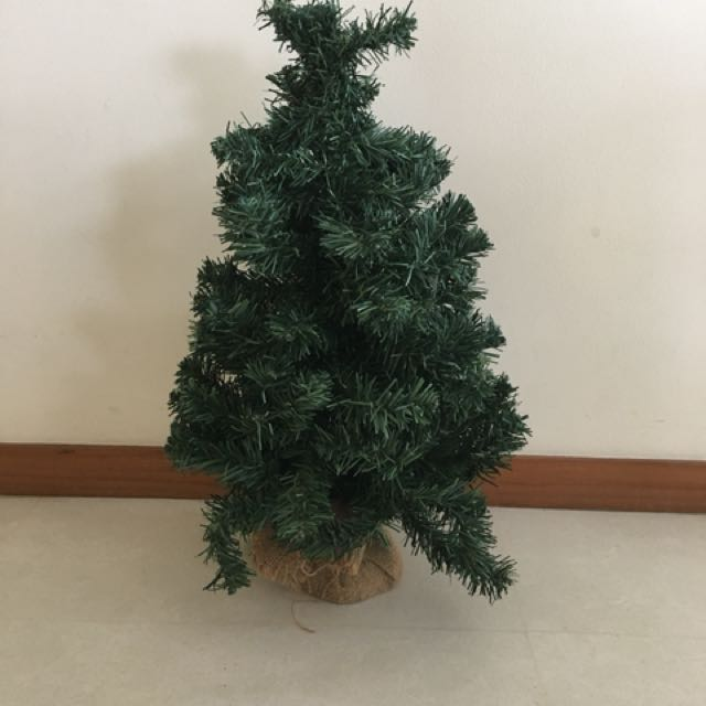 Little Plastic Christmas Tree