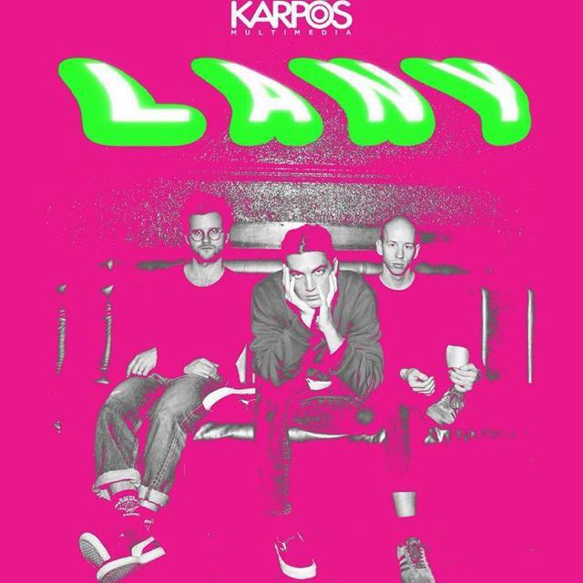 LOOKING FOR: LANY DAY 2 PATRON A/B TICKETS