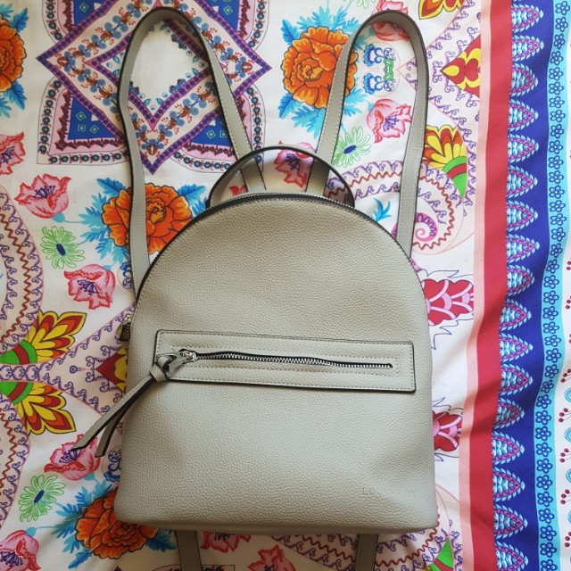 Louenhide mini leather backpack