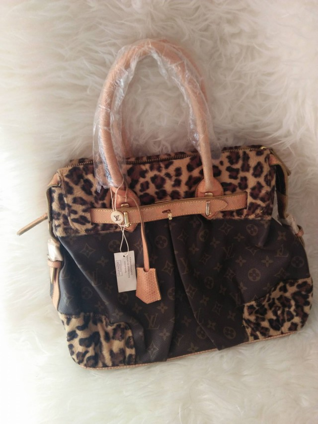 LV leopard