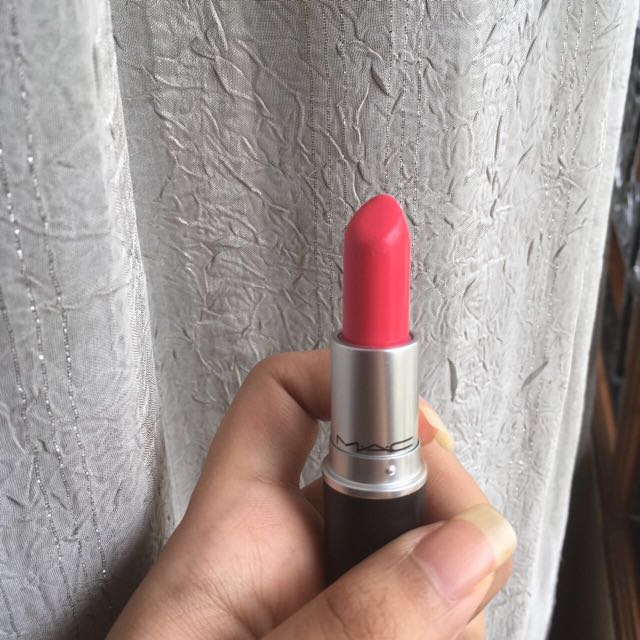 Mac lipstick impassioned amplified