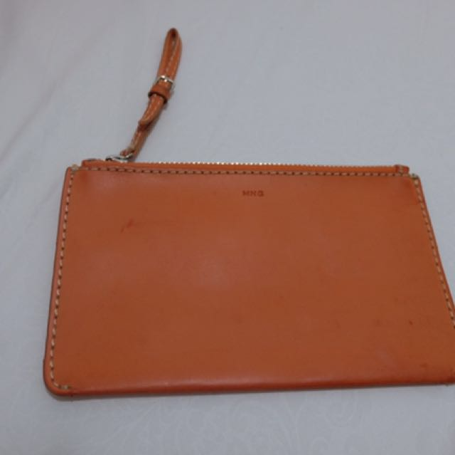 Mango Pouch Ori Leather