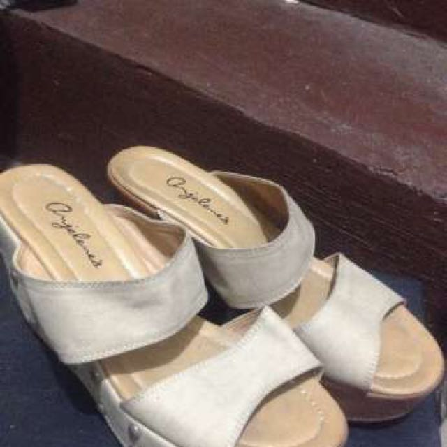 Marikina Wedge Shoes