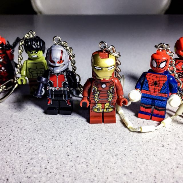Marvels Minifigchain