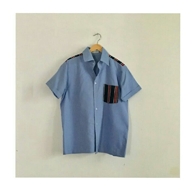 Men shirt all size fit to L (kur.a.tor) local brand