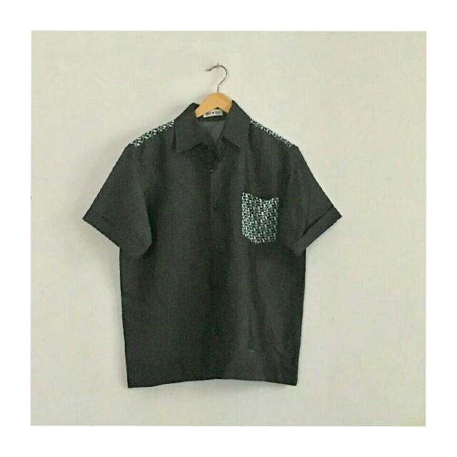 Men shirt (kur.a.tor) local brand