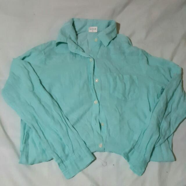 Mint Green Longsleeves
