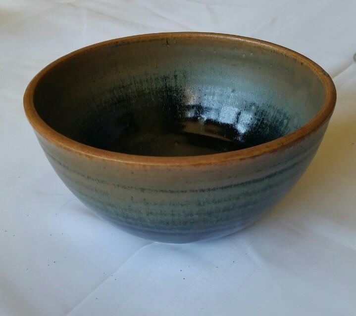 Mogo Pottery hand made bowl