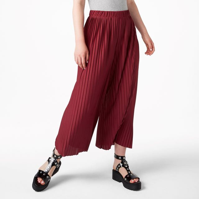Monki Pleated Pants