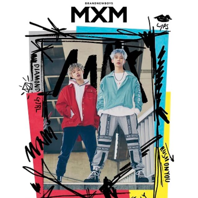 MXM(BRANDNEWBOYS) - MATCH UP [M Ver./X Ver]